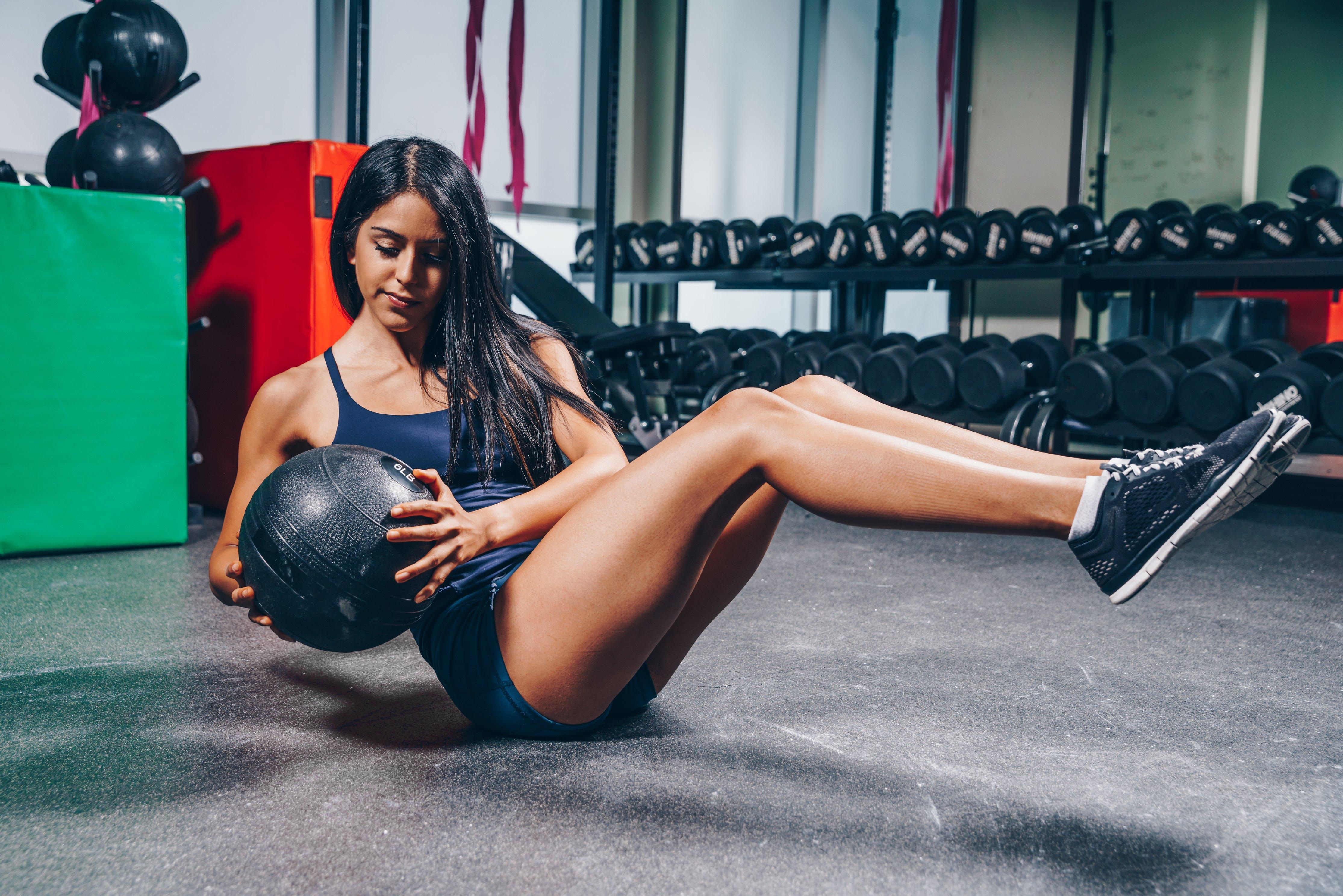細くて綺麗な脚を作る4つのトレーニング方法!
